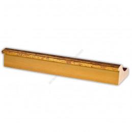 PLA314/0693 70x30 - drewniana new classic czerwona blejtram rama do obrazów i luster sample