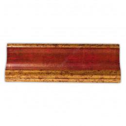 PLA314/0693 70x30 - drewniana new classic czerwona blejtram rama do obrazów i luster sample2