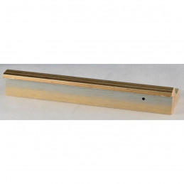 PLA314/177 70x30 - drewniana new classic srebrna blejtram rama do obrazów i luster sample1