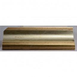 PLA314/177 70x30 - drewniana new classic srebrna blejtram rama do obrazów i luster sample2