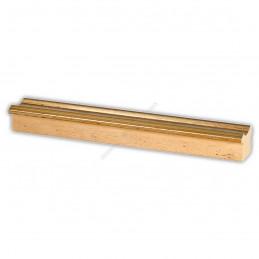 PLA735/177 35x25 - drewniana srebrna rama do obrazów i luster sample