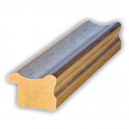 PLA735/177 35x25 - drewniana srebrna rama do obrazów i luster sample1
