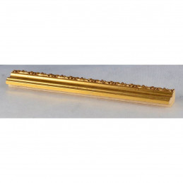 PLA736A/OP 27x15 - wąska złota dekor rama do zdjęć i luster sample1