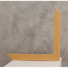 SCO1006/81 18x33 - mała naturalna blejtram ramka do zdjęć i obrazków sample