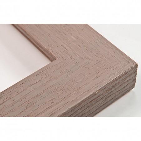 SCO1007/82 33x22 - drewniana popielata rama do obrazów i luster