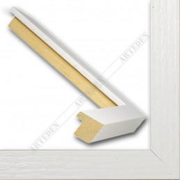 SCO1008/84 18x18 - mała biała ramka do zdjęć i obrazków sample