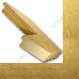 SCO1009/81 74x29 - szeroka naturalna blejtram rama do obrazów i luster sample1