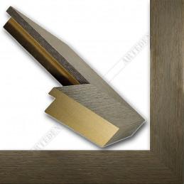 SCO1009/82 74x29 - szeroka popielata blejtram rama do obrazów i luster sample1