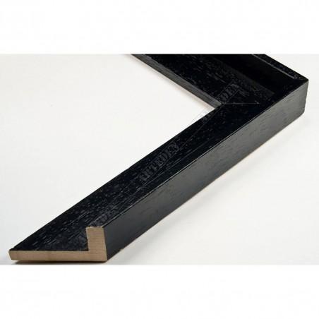 SCO191/172 35x27 - american box czarna do obrazów