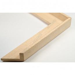 SCO191/60 35x27 - drewniana surowa rama do obrazów i luster
