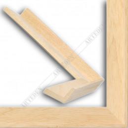 SCO191/60 35x27 - drewniana surowa rama do obrazów i luster sample