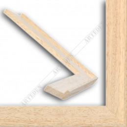 SCO192/60 35x14 - drewniana surowa rama do obrazów i luster sample