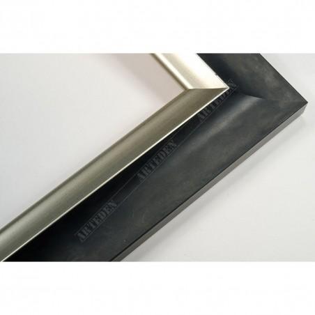 SCO2020/208 45x23 - pastelli grafitowa rama do obrazów i luster