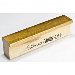 SCO2600/434 40x50 - drewniana stare złoto blejtram rama do obrazów i luster sample