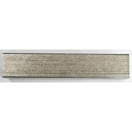 SCO2600/435 40x50 - drewniana stare srebro blejtram rama do obrazów i luster sample1