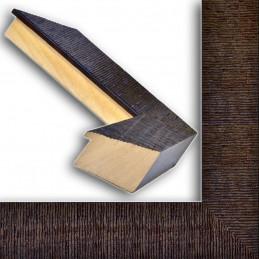 SCO314/23 70x35 - drewniana hawana wenge rama do obrazów i luster sample