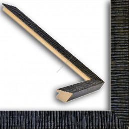 SCO316/28 20x15 - mała hawana czarna ramka do zdjęć i obrazków sample