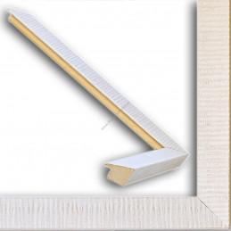 SCO316/30 20x15 - mała hawana biała ramka do zdjęć i obrazków sample