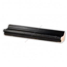 SCO326/74 50x30 - drewniana wenge rama do obrazów i luster sample