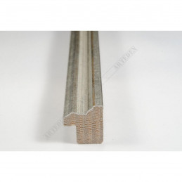 SCO327/71 20x20 - mała srebrna ramka do zdjęć i obrazków sample