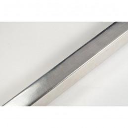 SCO332/101 15x20 - mała srebro połysk ramka do zdjęć i obrazków
