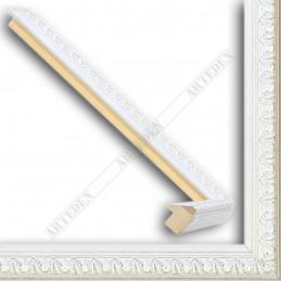 SCO513/59 16x20 - mała biała ramka do zdjęć i obrazków sample