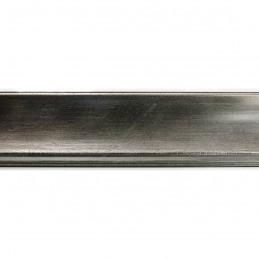 SCO553/906 45x22 - drewniana przecierany antracyt rama do obrazów i luster sample1