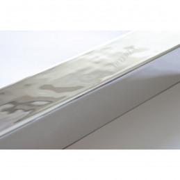 SCO6006/46 40x30 - drewniana srebro wysoki połysk rama do obrazów i luster