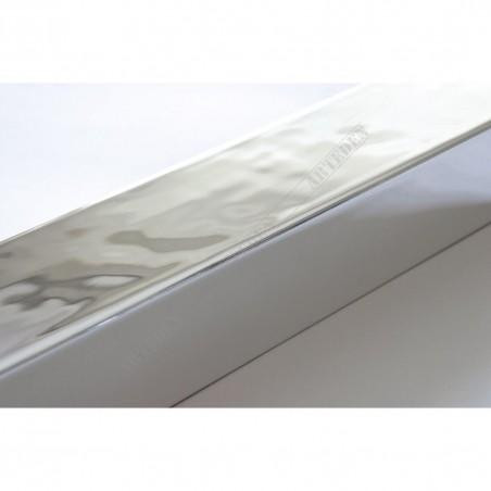 SCO6006/46 40x30 - srebrna rama lustrzanka rama do obrazów