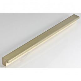 SCO6008/211 20x20 - mała złoto jasne ramka do zdjęć i obrazków sample