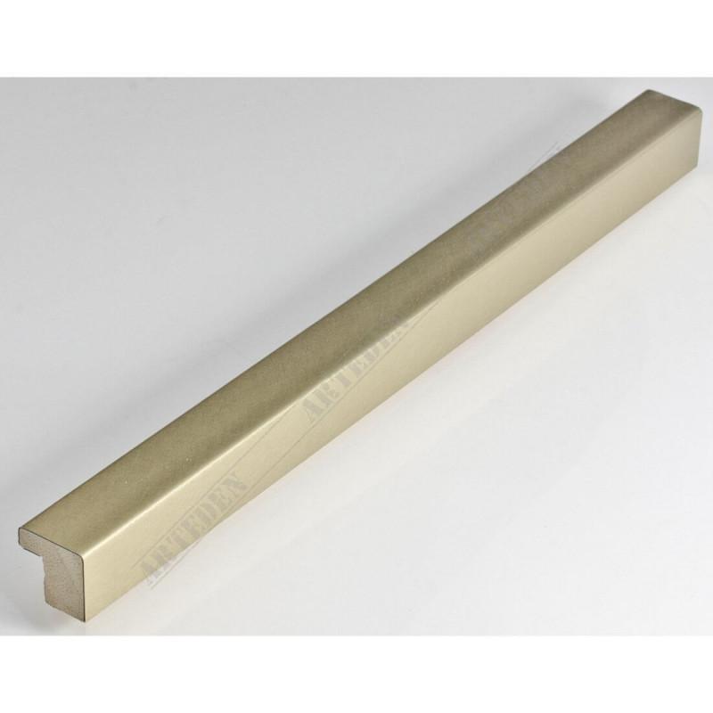 SCO6008/211 20x20 - mała złoto jasne ramka do zdjęć i obrazków
