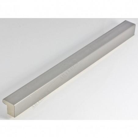 SCO6008/212 20x20 - mała srebrna ramka drapana do zdjęć