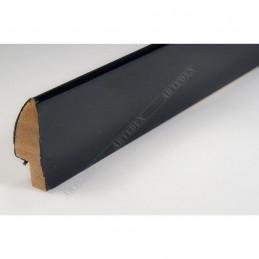 SCO6014/48 8x35 - mała czarna wysoki połysk ramka do zdjęć i obrazków sample