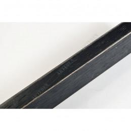 SCO808/238 20x35 - mała czarna blejtram ze skosem ramka do zdjęć i obrazków