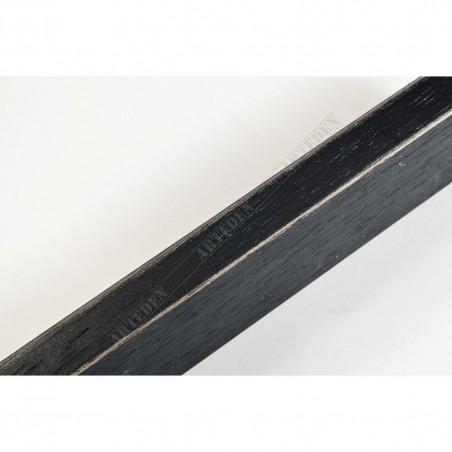 SCO808/238 20x35 - czarna rama ze skosem  do zdjęć i obrazów