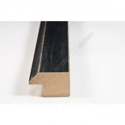 SCO809/238 30x20 - wąska czarna ze skosem rama do zdjęć i luster sample