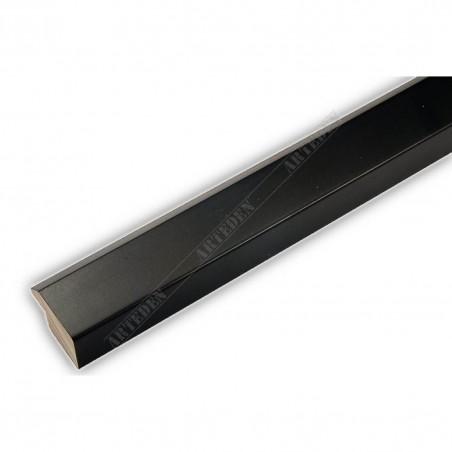 SCO809/31 30x20 - wąska czarna rama do zdjęć i luster