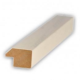 SCO809/32 30x20 - wąska biała rama do zdjęć i luster sample