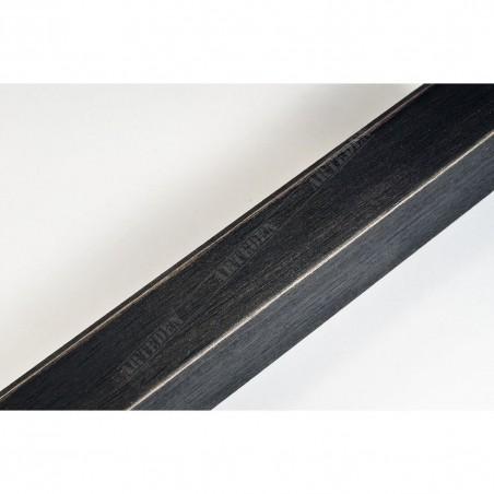 SCO816/238 35x42 - czarna rama ze skosem do obrazów i luster