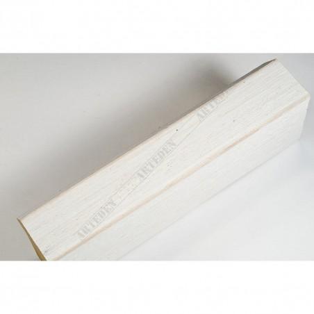 SCO816/239 35x42 - biała rama ze skosem rama do obrazów i luster
