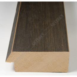 SCO817/237 72x28 - szeroka ciemny brąz ze skosem rama do obrazów i luster sample1