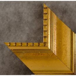 SCO9000/5 120x55 - champagne złota rama do dużych obrazów i luster sample