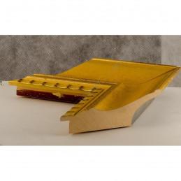 SCO9000/5 120x55 - champagne złota rama do dużych obrazów i luster sample1