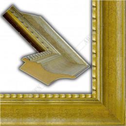 SCO9000/6 120x55 - champagne srebrna rama do dużych obrazów i luster sample2