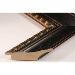 SCO9010/61 85x40 - szeroka antica rama do obrazów i luster