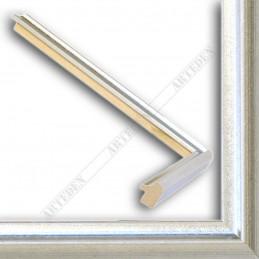 SCO943/51 17x20 - mała srebrna ramka do zdjęć i obrazków sample