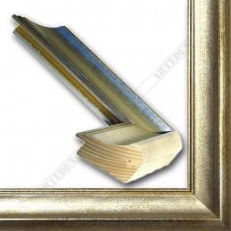 SCO958/146 50x35 - drewniana złota rama do obrazów i luster sample