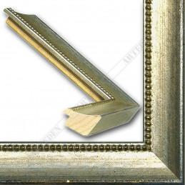 SCO959/146 25x23 - wąska srebrna rama do zdjęć i luster sample1
