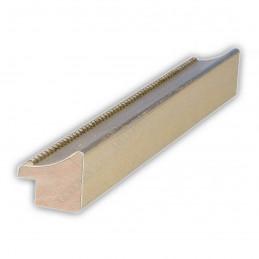 SCO959/146 25x23 - wąska srebrna rama do zdjęć i luster sample4