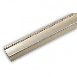 SCO959/146 25x23 - wąska srebrna rama do zdjęć i luster sample